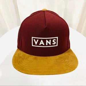 VANS Men's Adjustable SnapBack
